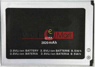 Ajah Mobile Battery For Micromax Canvas Play Q355