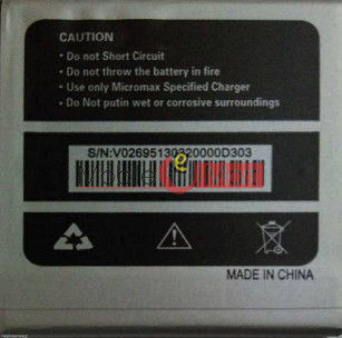 Ajah Mobile Battery For Micromax Bolt D303