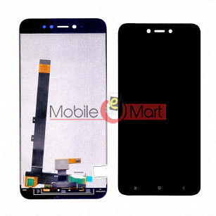 Lcd Display With Touch Screen Digitizer Panel Combo Folder Glass For Xiaomi Redmi Y1 Lite (White)