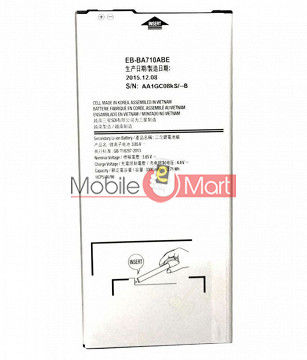 Ajah Mobile Battery For Samsung Galaxy A7 (2016)