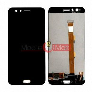 Lcd Display With Touch Screen Digitizer Panel Combo Folder Glass For Oppo F3 (White)