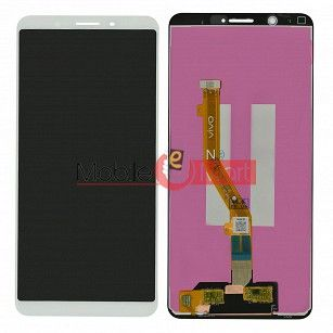 Lcd Display With Touch Screen Digitizer Panel Combo Folder Glass For Vivo Y71 (Black)