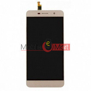 Lcd Display With Touch Screen Digitizer Panel Combo Folder Glass For Huawei Holly2 Plus (white)