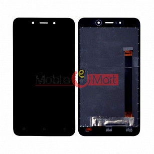 Lcd Display With Touch Screen Digitizer Panel Combo Folder Glass For Gionee X1 (White)