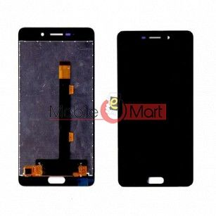 Lcd Display With Touch Screen Digitizer Panel Combo Folder Glass For Micromax Canvas 2 Q4310 (White)