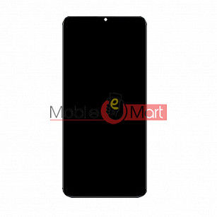 Lcd Display With Touch Screen Digitizer Panel Combo Folder Glass For Realme 5