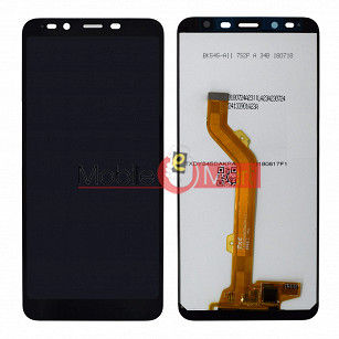 Lcd Display With Touch Screen Digitizer Panel For  Infinix X5515 Smart 2