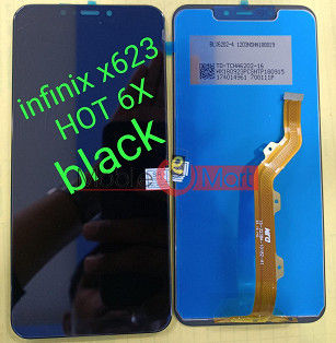 Lcd Display With Touch Screen Digitizer Panel For Infinix Hot 6X (X623)