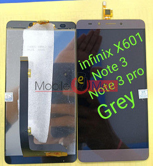 Lcd Display With Touch Screen Digitizer Panel For Infinix Note 3 Pro (X601)