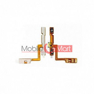 Power On Off Volume Button Key Flex Cable For Oppo A71