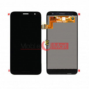 Lcd Display With Touch Screen Digitizer Panel Combo Folder Glass For Samsung Galaxy J2 Core (Black)