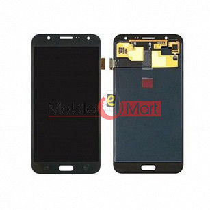 Lcd Display With Touch Screen Digitizer Panel Combo Folder Glass For Samsung Galaxy J7 Nxt (GOLD)