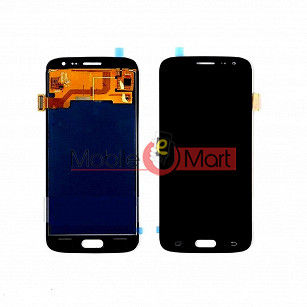 Lcd Display With Touch Screen Digitizer Panel Combo Folder Glass For Samsung Galaxy J2 2016 (GOLD)