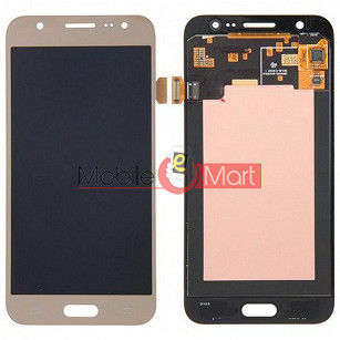Lcd Display With Touch Screen Digitizer Panel Combo Folder Glass For Samsung Galaxy J5 2016 (White)