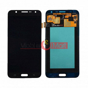 Lcd Display With Touch Screen Digitizer Panel Combo Folder Glass For Samsung Galaxy J7 (White)