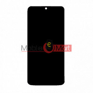 Lcd Display With Touch Screen Digitizer Panel Combo Folder Glass For Vivo Y91i (Black)