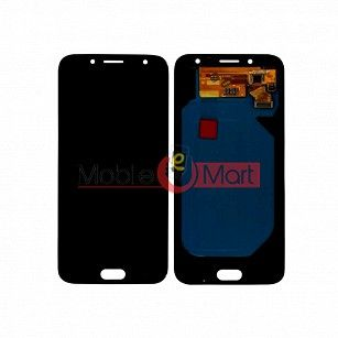 Lcd Display With Touch Screen Digitizer Panel Combo Folder Glass For Samsung Galaxy J7 Pro (Gold)