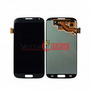 Lcd Display With Touch Screen Digitizer Panel Combo Folder Glass For Samsung Galaxy S4 (White)