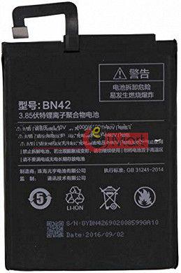 Mobile Battery For Xiaomi Redmi 4