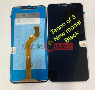 Lcd Display With Touch Screen Digitizer Panel For Tecno CF8