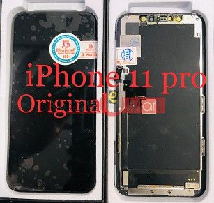 Origianl folder lcd replacement Screen for iphone 11 pro