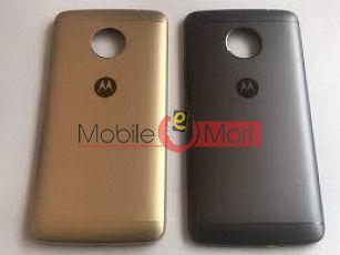 Back Panel For Motorola Moto E4