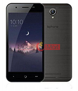 Lcd Display With Touch Screen Digitizer Panel Combo Folder Glass For Lephone W7
