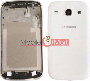 Full Body Housing Panel Faceplate For Samsung Galaxy Core GT I8262