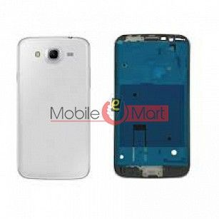 Full Body Housing Panel Faceplate For Samsung Galaxy Mega 5.8 I9152