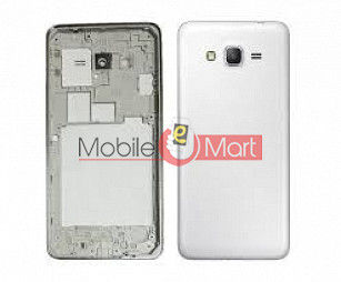 Full Body Housing Panel Faceplate For Samsung Galaxy Grand Prime Plus