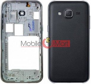 Full Body Housing Panel Faceplate For Samsung Galaxy J2