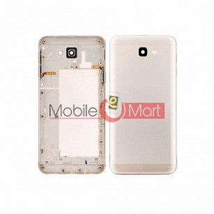 Full Body Housing Panel Faceplate For Samsung Galaxy J5 Prime Gold