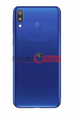 Full Body Housing Panel Faceplate For Samsung Galaxy M20 Blue