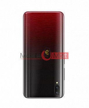 Full Body Housing Panel Faceplate For Vivo V11 pro Red