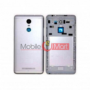 Full Body Housing Panel Faceplate For Xiaomi Redmi Note 3 Grey