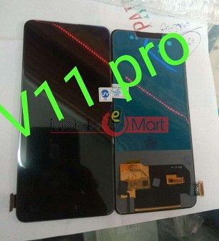 Lcd Display With Touch Screen Digitizer Panel For Vivo V11 Pro