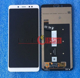 Lcd Display With Touch Screen Digitizer Panel Combo Folder Glass For Xiaomi Mi Note 5