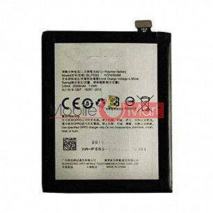 Mobile Battery For OPPO Neo 5 black