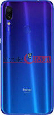 Back Panel For Redmi Note 7 Pro