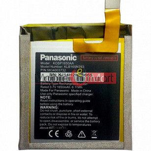 Mobile Battery For Panasonic T41 black