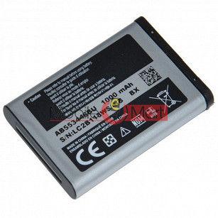 Mobile Battery For Samsung C5212 black