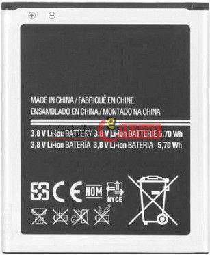 Mobile Battery For Samsung Galaxy Grand 2 G7102 black