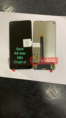 Lcd Display With Touch Screen Digitizer Panel For Samsung Galaxy A8 Star