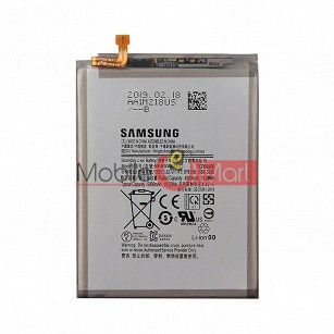 Mobile Battery For Samsung Galaxy M20 black