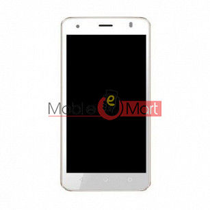 Lcd Display With Touch Screen Digitizer Panel For Ziox Astra Metal 4G