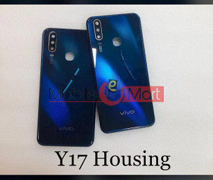 Full Body Housing Panel Faceplate For Vivo Y17