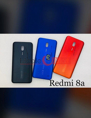 Back Panel For Redmi 8A