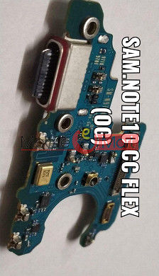 Charging Connector Port Flex Cable For Samsung Galaxy Note 10
