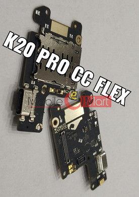 Charging Connector Port Flex Cable For Xiaomi Redmi K20