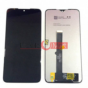 Lcd Display With Touch Screen Digitizer Panel For Motorola Moto G8 Play